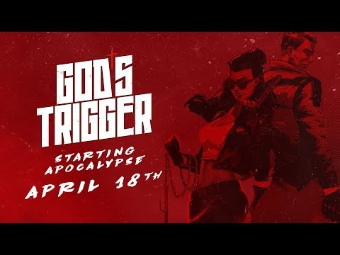 God's Trigger - Release Date Trailer thumbnail