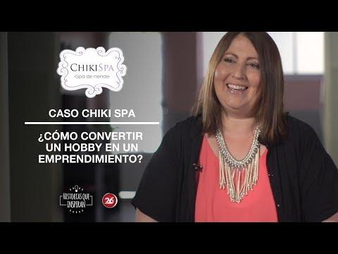 , title : 'Historias que inspiran | Caso Chikispa | Cómo convertir un hobby en un negocio