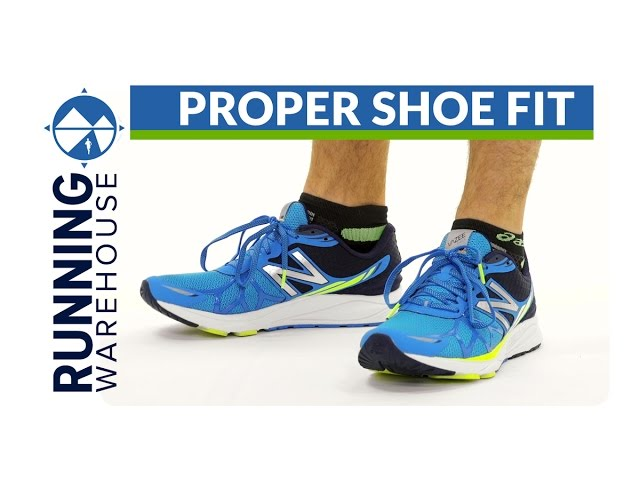 What S My Size How To Properly Fit Running Shoes