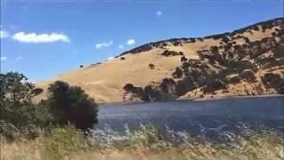 Dinosaur Point Route 152 East San Luis Reservoir JFK Aerosmith We all fall down