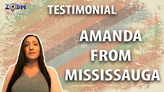 Quick House Buyer Toronto | Zoom House Buyer Testimonial - Amanda from Miss