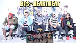 BTS (방탄소년단) 'Heartbeat (BTS WORLD OST)' MV REACTION