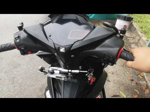 Download Honda Rs150r Modified First Stage Video 3GP Mp4 FLV HD Mp3