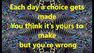 Chase and Status - Let You Go (Lyrics video)