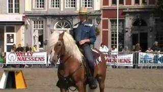 preview picture of video 'Paardenkijkdag - Oudenaarde - 2010'