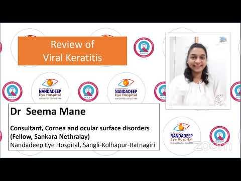 keratitis szemészet látásvizsgálati program