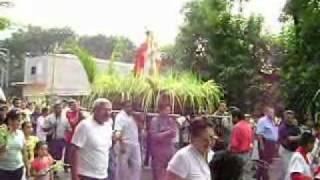 preview picture of video 'DOMINGO DE RAMOS, SIERRA MORENA, SOYAPANGO, EL SALVADOR'