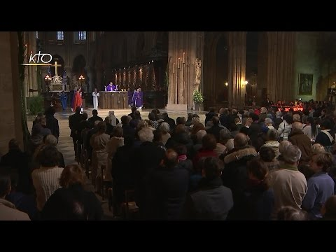 Messe du 24 mars 2017