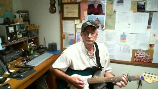 Don't Be Angry Written by Wade Jackson  {Stonewall Jackson} cover Jack Adams