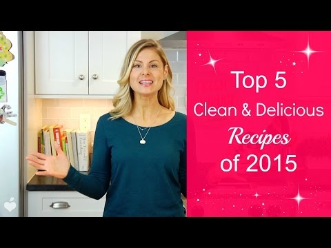 Video 5 FAVORITE HEALTHY RECIPES