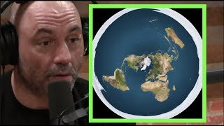 Joe Rogan | There is No Evidence the Earth is Flat