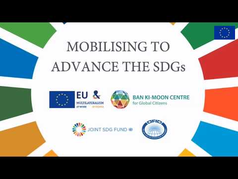 EU & Multilateralism at Work in Vienna | Mobilising to Advance the SDGs