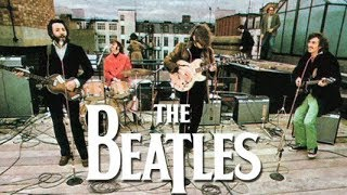 Rooftop concert: Get back - The Beatles (Music and video)