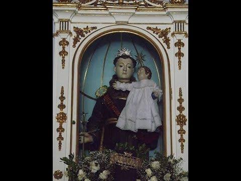 Responso de Santo Antonio. Se milagres desejais...