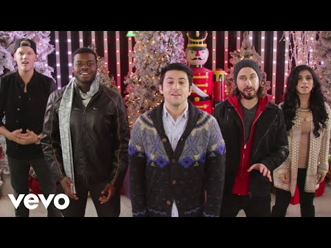 official video  angels we have heard on high   pentatonix