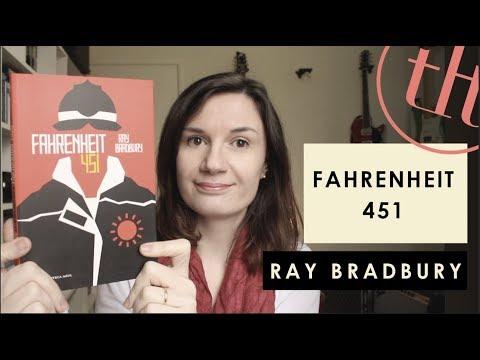 Fahrenheit 451 (Ray Bradbury) | Tatiana Feltrin