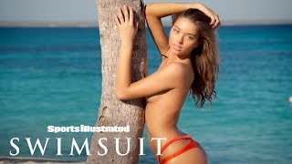 Colombian Beauty Daniela Lopez Gives You A Special Kiss | Uncovered | Sports Illustrated Swimsuit