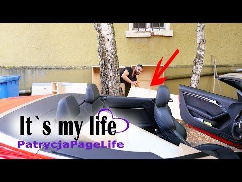 SCHRANK FÄLLT AUF MEIN AUTO!!! - It's my life #721   PatrycjaPageLife