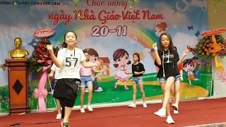 Nhảy Hiện đại Thời Học Sinh