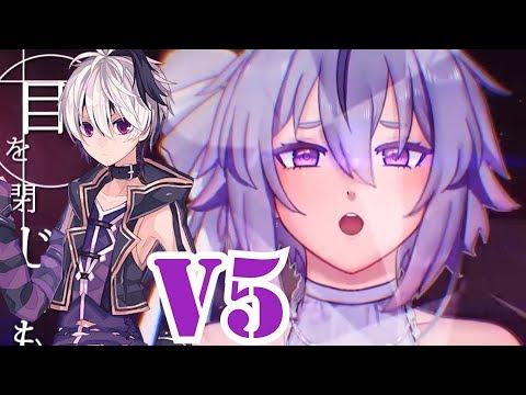 【VFlower V4】Scattered Glass【Vocaloid 5】+MP3