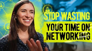 Networking for Dummies - 3 lessons I've learned