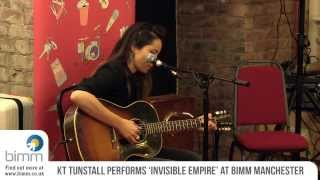 KT Tunstall performs 'Invisible Empire' at BIMM Manchester Masterclass