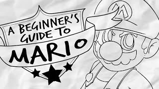 A BEGINNER'S GUIDE TO MARIO: Super Smash Bros. for Wii U