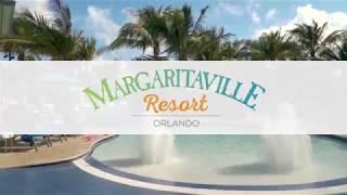 Inside Margaritaville Resort Orlando's hotel rooms & vacation cottages
