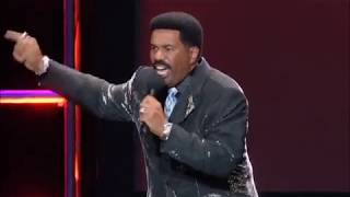 Quit Doing These Things At Church! | Steve Harvey