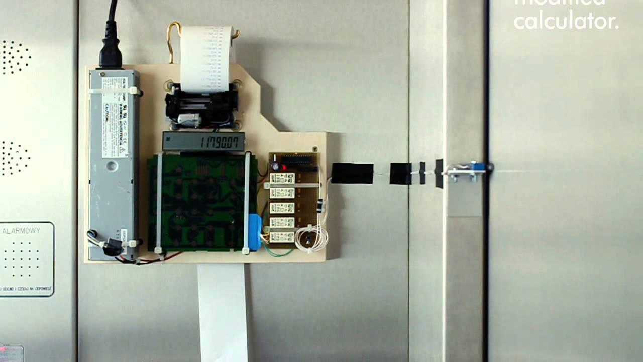 Perpetual Energy Wasting Machine Is Nine Parts Absurd, One Genius