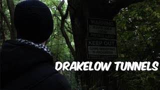 Above Drakelow Tunnels!!!