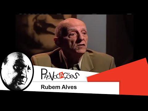 """""""Provocações - Rubem Alves"""""""