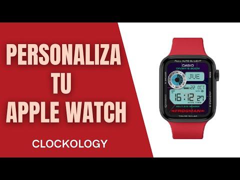 CLOCKOLOGY: Guía completa 2021 ⌚: INSTALA y CONFIGURA clockology en tu Apple Watch