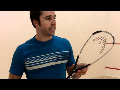 Head Nano 115 Squash Racket Review – PDHSports