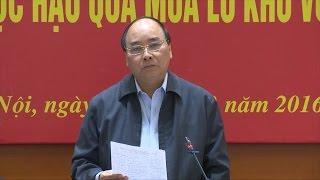 Mưa lũ làm 3 người chết, gần 8.200 hộ dân ngập lụt ở Thừa Thiên - Huế