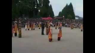 preview picture of video 'Tours-TV.com: Nongkrem dance'