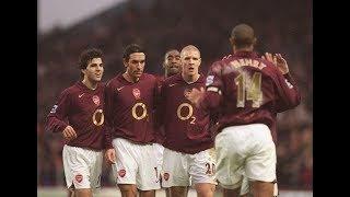 Arsenal 7-0 Middlebrough PL 2005/06 FULL MATCH