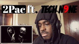tech n9ne tupac reaction - TH-Clip