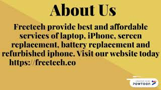 Get Reasonable Services of iPhone Screen Repair Auckland