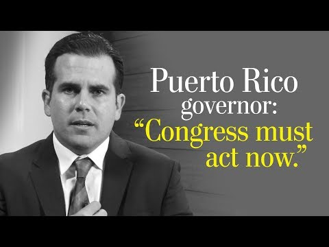 Opinion | Puerto Rico governor to Congress: Don't be hypocritical. Take action now.