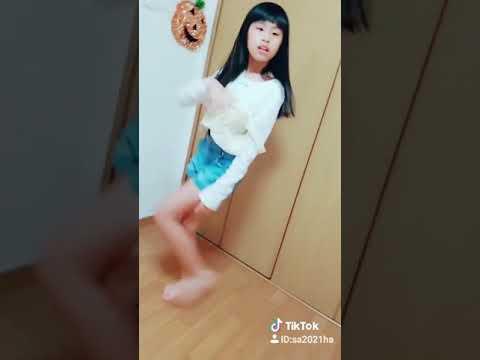 ヘソ出しダンス2 マコだよ♩小学生