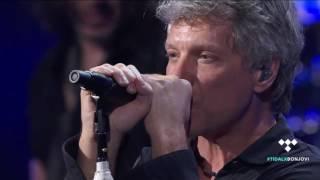Bon Jovi - Live In New York, Barrymore Theatre, USA 20.10.2016 [AI]