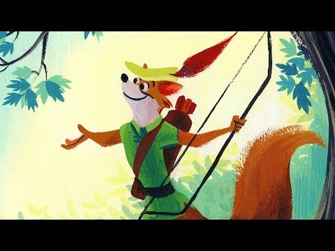 Robin Hood: The Legacy Collection Soundtrack Tracklist