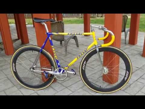 F Moser Custom Pro Track Bike (For Sale)