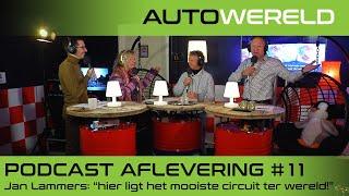 "Jan Lammers: ""Circuit Zandvoort is het mooiste F1 circuit ter wereld!""   Podcast 11"