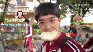 [Vietsub] Mukbang của đoàn phim | Hậu trường Sống Không Dũng Cảm, Uổng Phí Thanh Xuân tập 11 + 12