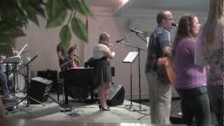 BRC Worship Team - Kindness (Chris Tomlin cover) - 10/14/12