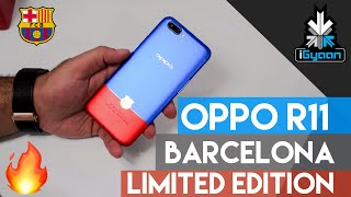 Oppo R11 FC Barcelona Limited Edition Unboxing and First Look