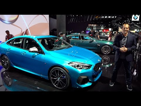 External Review Video VAXmrDqRvHY for BMW 2 Series Gran Coupe (sedan, F44)