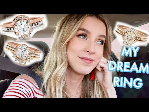 I FOUND THE WEDDING RING OF MY DREAMS | leighannvlog